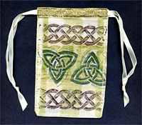 Decorate a Celtic Gift Bag
