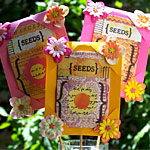 Make a Seed Packet Bouquet